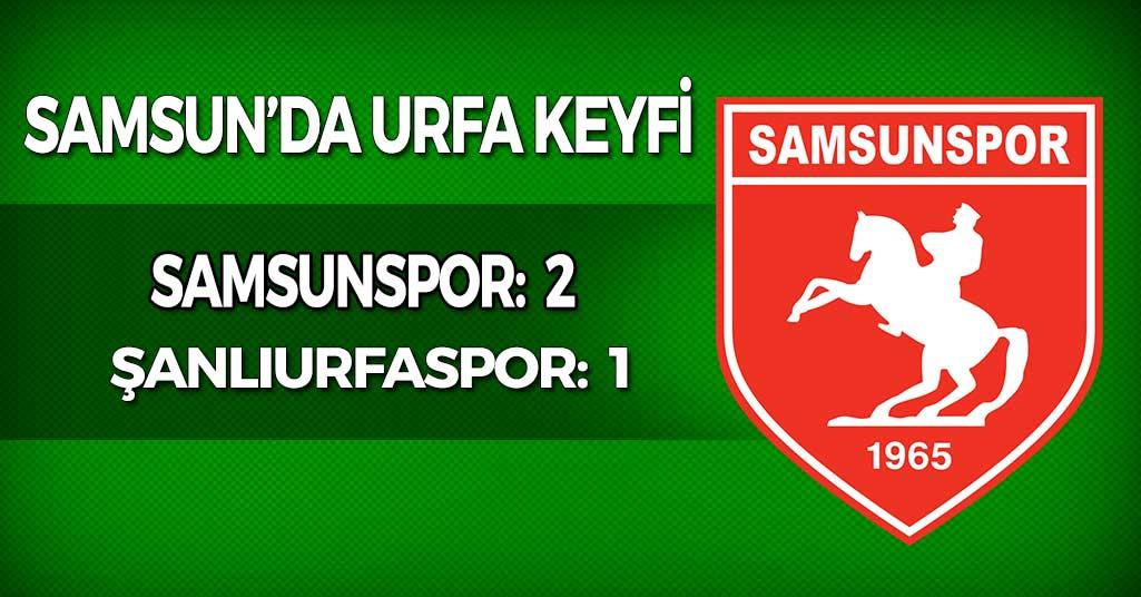 Samsun'da Urfa Keyfi