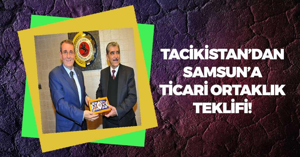 Samsun'un Uluslararası Ticari Ortaklarına Bir Katılım Daha!