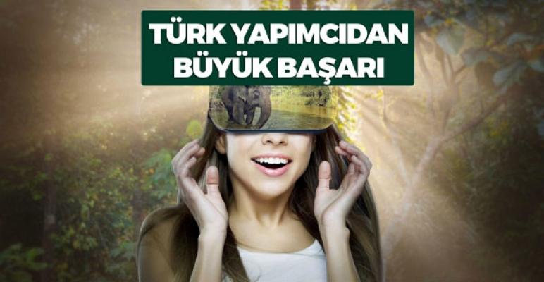 Türk Yapımcıdan Büyük Başarı