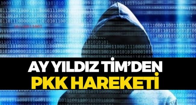 Ayyıldız Tim'den PKK Hamlesi