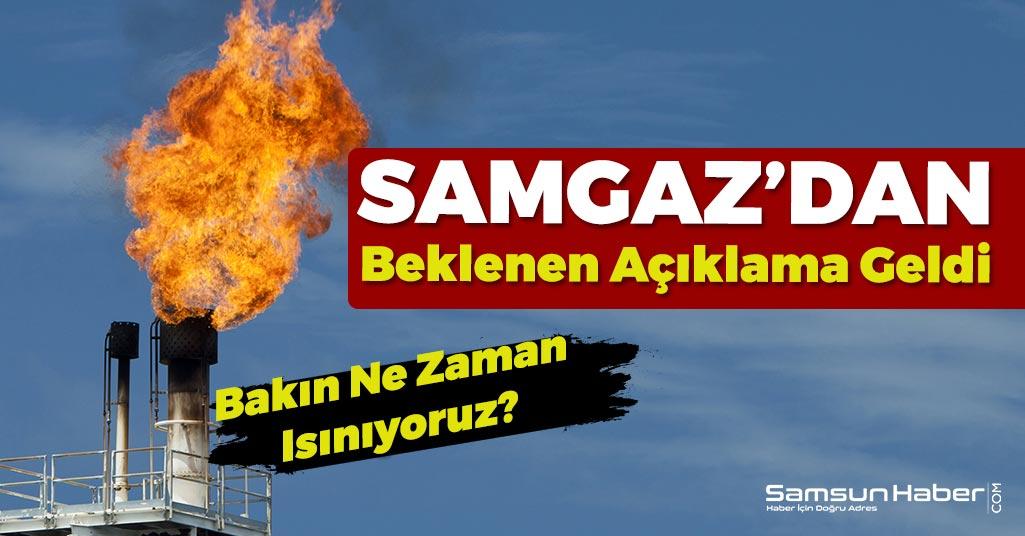 SAMGAZ'dan Kesinti Açıklaması