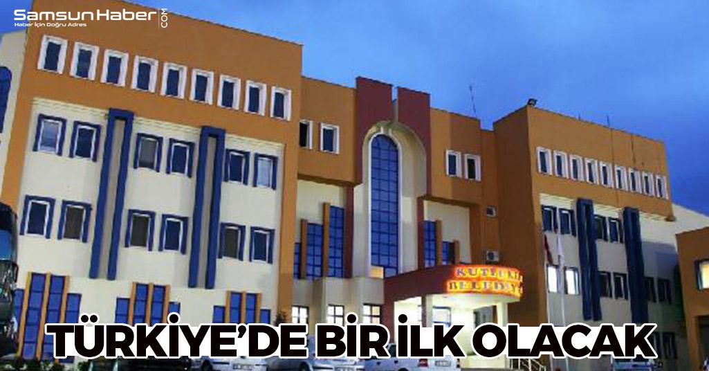 Samsun'daki Bu Okul Türkiye'de Bir İlk Olacak
