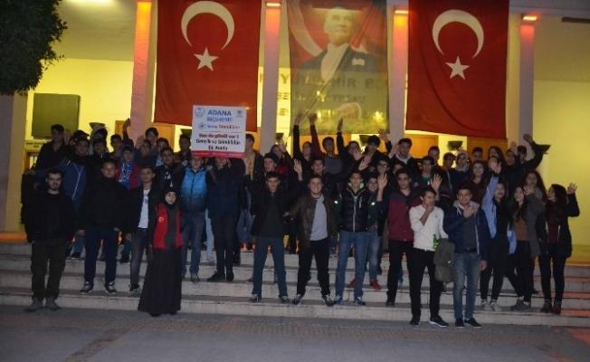 Adana Gençlik Merkezi'nden tiyatro etkinliği