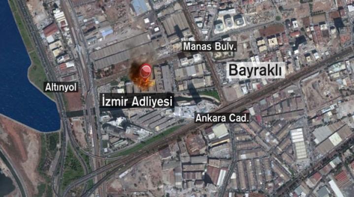 AK Parti heyetinden yaralılara ziyaret