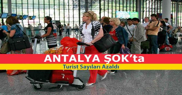 Antalya Turist Kaybetti