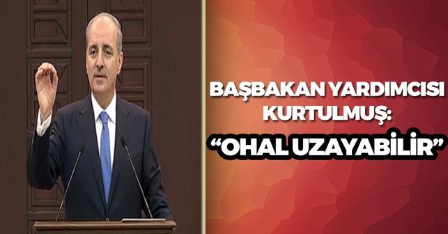 Başbakan Yardımcısı Kurtulmuş'tan Çarpıcı Açıklamalar!