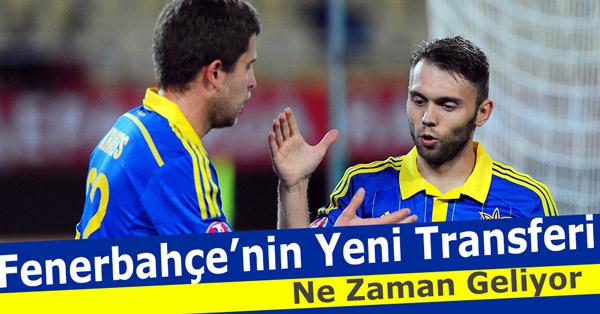 Fenerbahçe Transferine Kavuşmayı Bekliyor