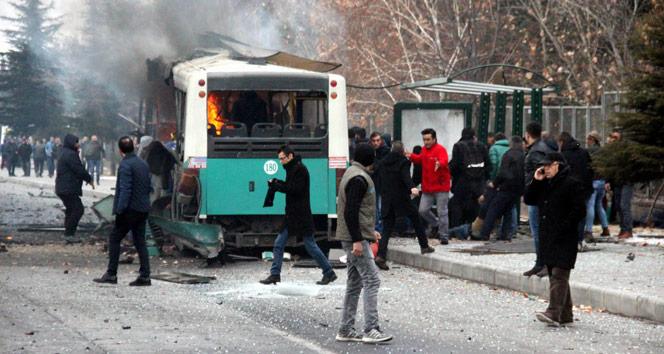 Kayseri'deki Hain Saldırıyla İlgili 5 Asker Tutuklandı