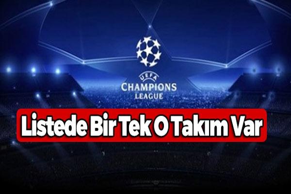 Şampiyonlar Ligi'nin En Başarılı Türk Takımı