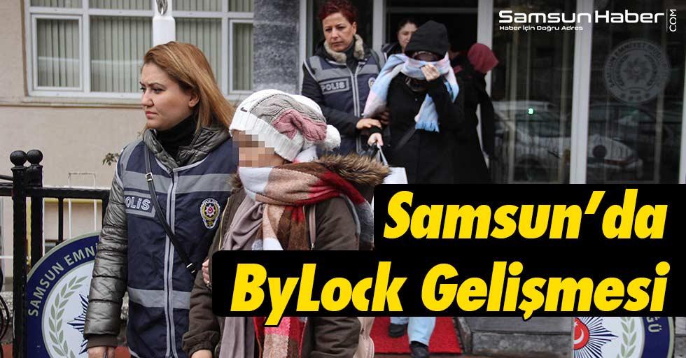 Samsun'da ByLock Gelişmesi