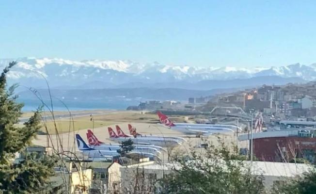 Trabzon Havalimanı İlk 7'de