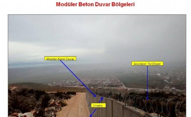 """TSK: """"Kara sınırlarında alınan etkin tedbirler sonucunda, 46 bin yasa dışı hudut geçiş teşebbüsüne müdahale edildi"""""""