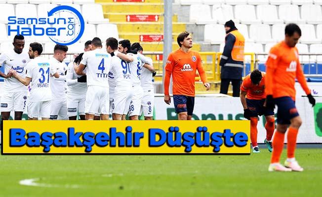 Başakşehir'den 4'te 2'lik Performans