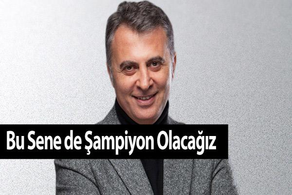 Beşiktaş Başkanı İddialı Konuştu