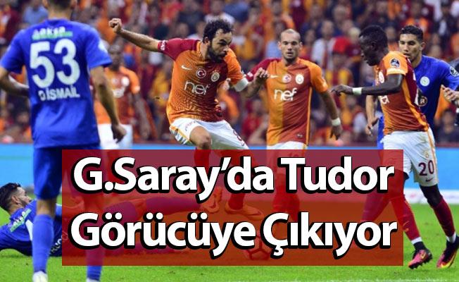 Galatasaray, Derbi Öncesi Moral Arıyor