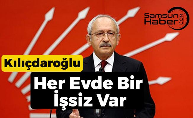 Kılıçdaroğlu, İktidara Seslendi ''Bizim Görüşlerimizi de Dinle''Dedi