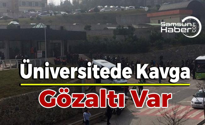 Kocaeli Üniversitesi'nde Gözaltı