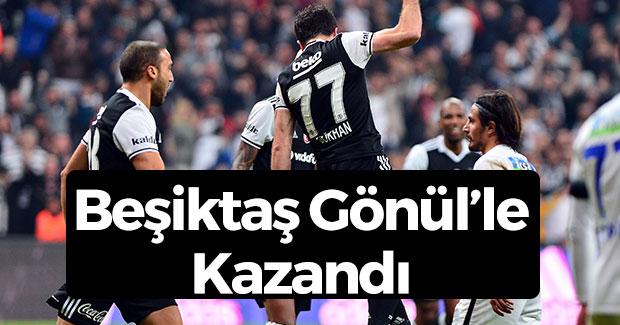 Beşiktaş Gökhan Gönül'le Güldü