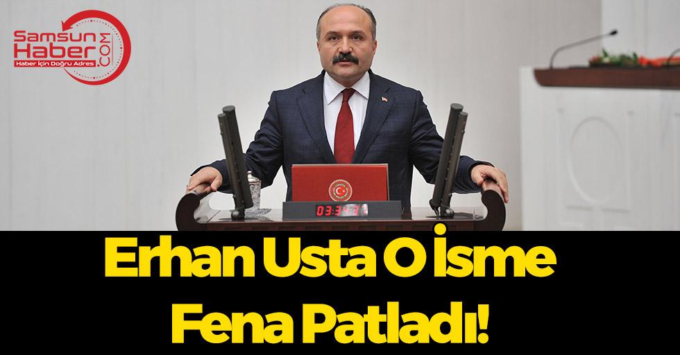 Erhan Usta Mecliste Esti Gürledi