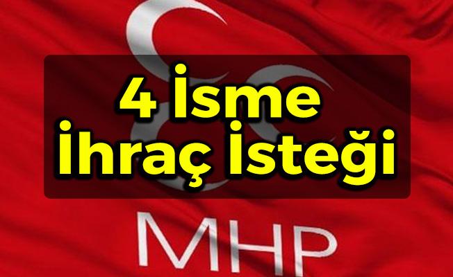 MHP'de İhraç