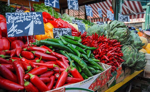 Alışverişlerde yeni dönem: Meyve sebzelerin tazeliği ölçülecek