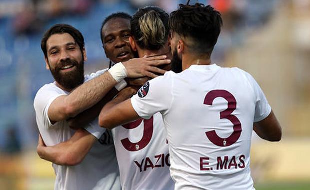 Başakşehir zorlu Trabzonspor deplasmanında