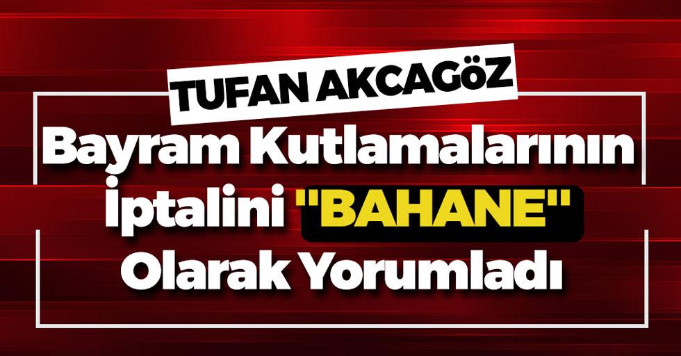 CHP İl Başkanı, bayramların iptal edilmesini ''bahane'' olarak yorumladı