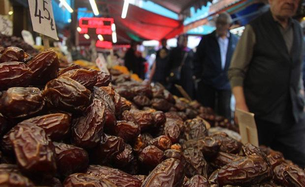 Ramazan öncesi hurma fiyatları belli oldu