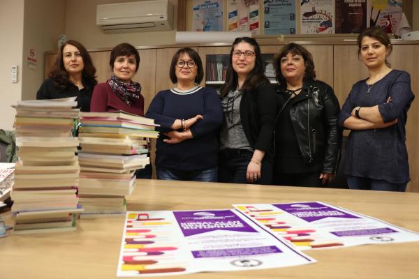Samsun'da kadın mühendisler kütüphane kuracak