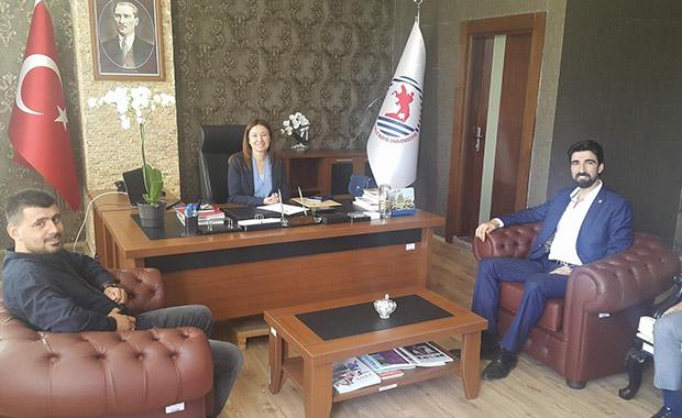 Bafra'da bölge turizminin geleceği görüşüldü