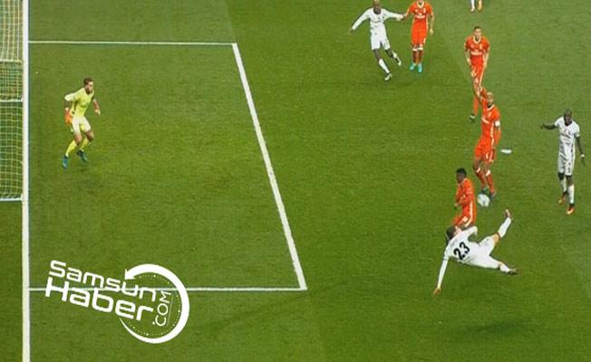 Barcelona Real Madrid değil Sezonun golü Beşiktaş'tan
