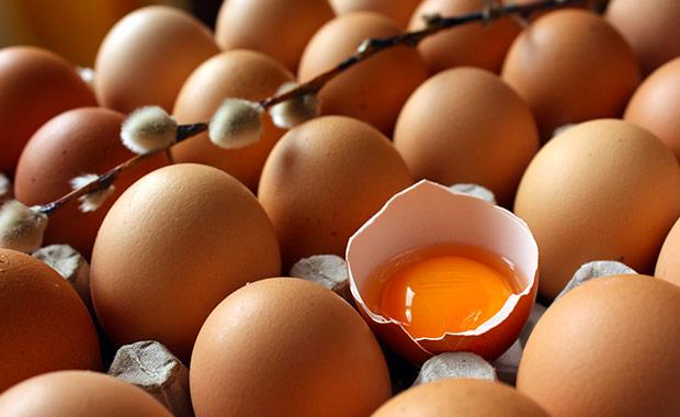 Fiyatı düşen yumurtada talep azaldı