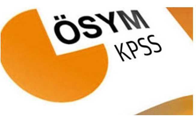 KPSS sonuçları açıklandı!