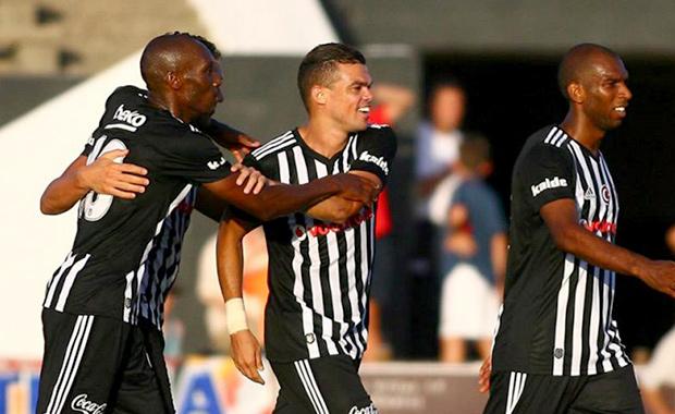 Beşiktaş Real Betis ile 1-1 berabere kaldı