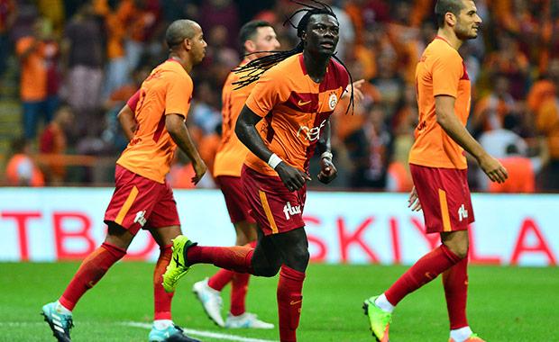 Galatasaray Kayserispor'u 4-1 mağlup etti