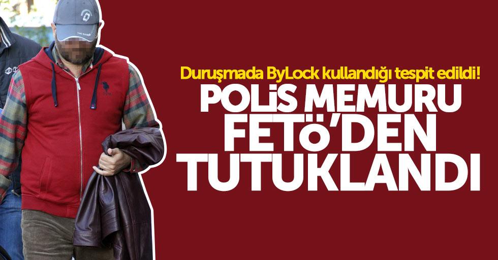 Samsun'da ByLock kullanan polis tutuklandı
