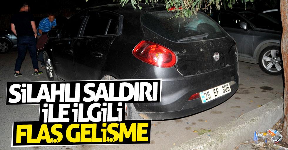 Samsun'daki silahlı saldırı ile ilgili flaş gelişme