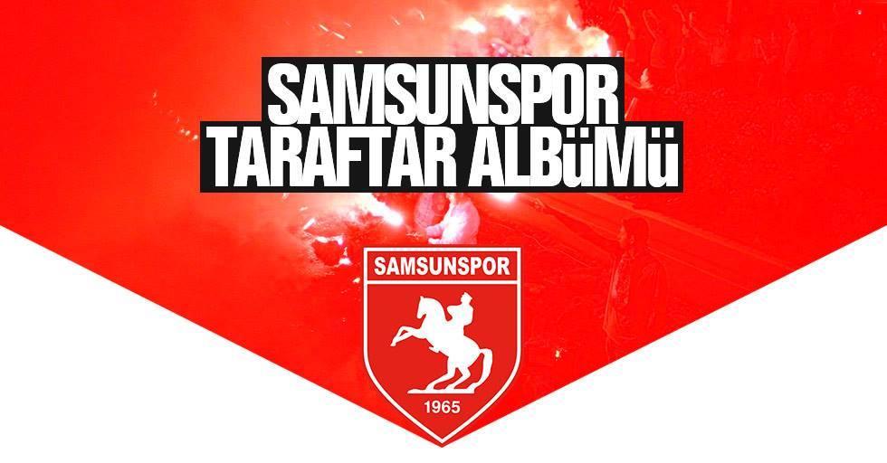 Samsunspor taraftar albümü