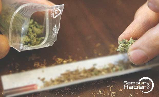 21 kilo uyuşturucu ile yakalandı