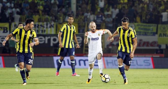 Aytemiz Alanyaspor 1-4 Fenerbahçe