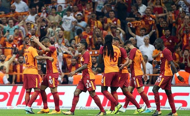 Galatasaray en son Kasımpaşa'ya yenildi