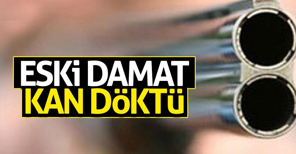 Samsun'da eski damat kan döktü