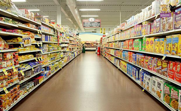 Süpermarket alışverişlerinde dikkat!