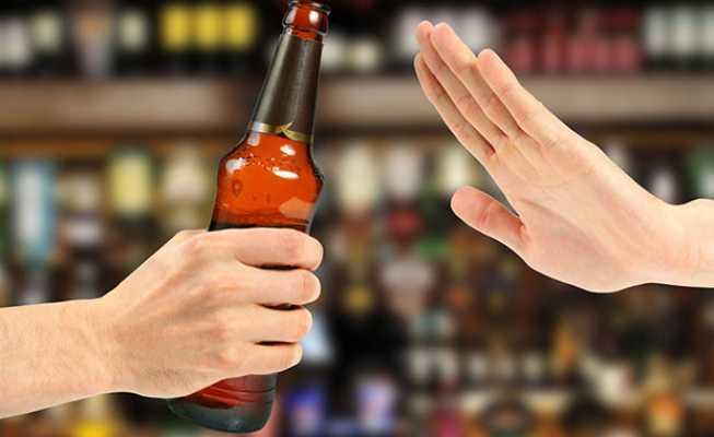 Alkol sağlığı olumsuz etkiliyor!