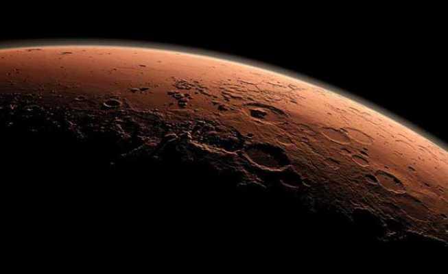 Marsı yakan metan gazı mı oldu?