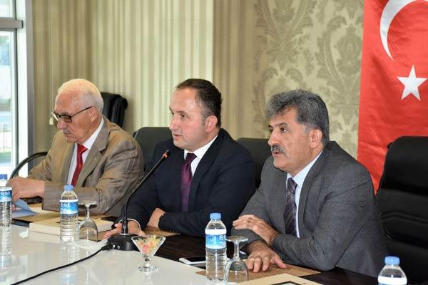 Olgunlaşma Enstitüleri Samsun'da buluştu