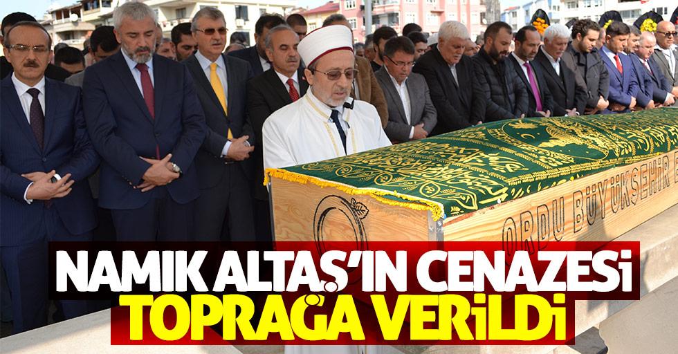 Samsun'da hayatını kaybeden iş adamı toprağa verildi