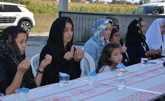 Samsun'da Jandarma Uzman Çavuş Tacettin Kılıç dualarla anıldı