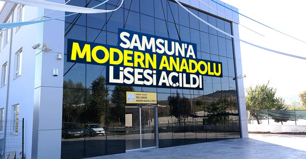 Samsun'da modern eğitimin adresi