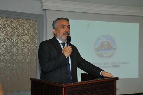 Terme'de OMU Senato toplantısı